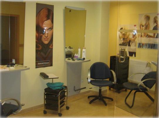sala peluqueria